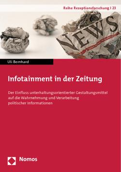 Infotainment in der Zeitung von Bernhard,  Uli