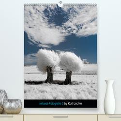 Infrarot-Fotografie 2 by Kurt Lochte (Premium, hochwertiger DIN A2 Wandkalender 2020, Kunstdruck in Hochglanz) von Lochte,  Kurt