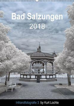Infrarotfotografie 3 by Kurt Lochte – Bad Salzungen (Wandkalender 2018 DIN A2 hoch) von Lochte,  Kurt