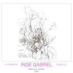 inge gabriel: zeichnungen und aquarelle von Gabriel,  Inge