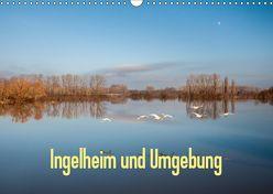 Ingelheim und Umgebung (Wandkalender 2019 DIN A3 quer) von Hess,  Erhard