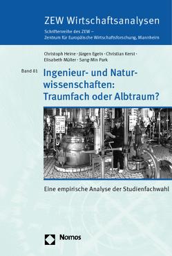 Ingenieur- und Naturwissenschaften: Traumfach oder Albtraum? von Egeln,  Jürgen, Heine,  Christoph, Kerst,  Christian, Müller,  Elisabeth, Park,  Sang-Min