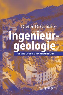 Ingenieurgeologie von Genske,  Dieter D