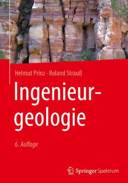 Ingenieurgeologie von Prinz,  Helmut, Strauss,  Roland