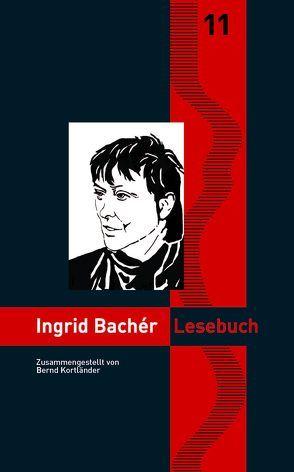 Ingrid Bachér Lesebuch von Bachér,  Ingrid