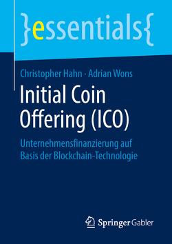 Initial Coin Offering (ICO) von Hahn,  Christopher, Wons,  Adrian