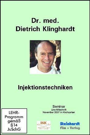 Injektionstechniken von Klinghardt,  Dietrich