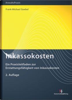 Inkassokosten von Goebel,  Frank-Michael