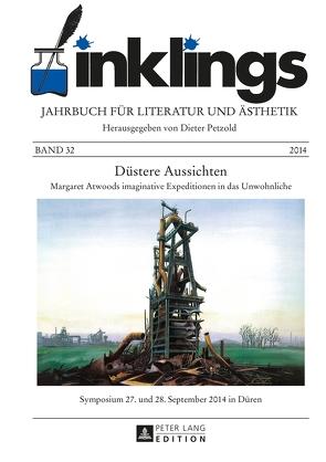 inklings – Jahrbuch für Literatur und Ästhetik von Petzold,  Dieter
