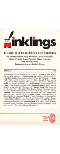 Inklings-Jahrbuch für Literatur und Ästhetik von Dyserinck,  Hugo, Kranz,  Gisbert, Pöggeler,  Franz, Schrey,  Helmut, Wolandt,  Gerd