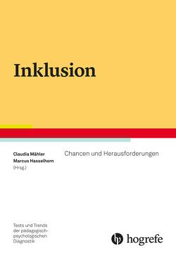Inklusion von Hasselhorn,  Marcus, Mähler,  Claudia