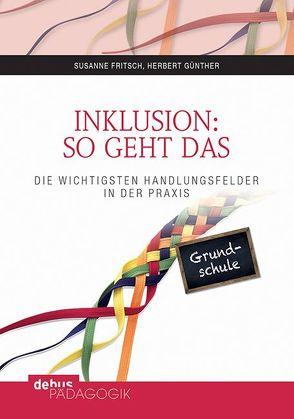 Inklusion: So geht das von Fritsch,  Susanne, Guenther,  Herbert