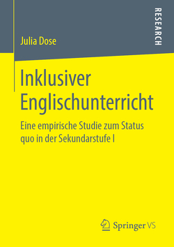 Inklusiver Englischunterricht von Dose,  Julia