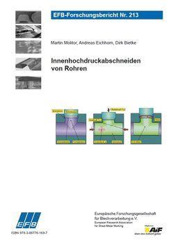 Innenhochdruckabschneiden (IHS) von Rohren von Bietke,  Dirk, Eichhorn,  Andreas, Molitor,  Martin