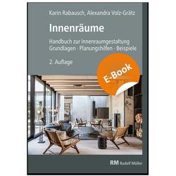 Innenräume – E-Book (PDF) von Rabausch,  Karin, Volz-Grätz,  Alexandra