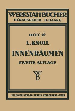 Innenräumen von Knoll,  Leonhard
