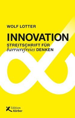 Innovation von Lotter,  Wolf