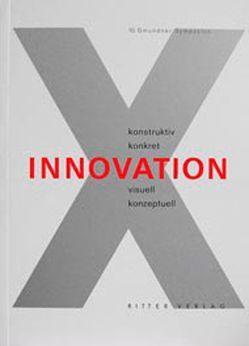 Innovation von Achleitner,  Friedrich, Assmann,  Peter, Gappmayr,  Heinz, Linschinger,  Josef