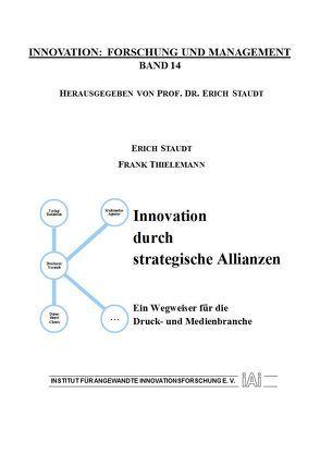 Innovation durch strategische Allianzen von Staudt,  Erich, Thielemann,  Frank