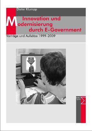 Innovation und Modernisierung durch E-Government von Klumpp,  Dieter