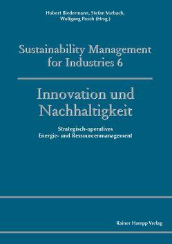 Innovation und Nachhaltigkeit von Biedermann,  Hubert, Posch,  Wolfgang, Vorbach,  Stefan