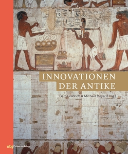 Innovationen der Antike von Graßhoff,  Gerd, Meyer,  Michael