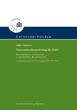 Innovationsfinanzierung für KMU von Hummel,  Detlev