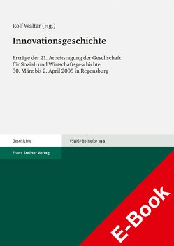 Innovationsgeschichte von Walter,  Rolf