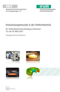 Innovationspotenziale in der Umformtechnik von Behrens,  Bernd-Arno