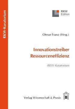 Innovationstreiber Ressourceneffizienz von Franz,  Otmar