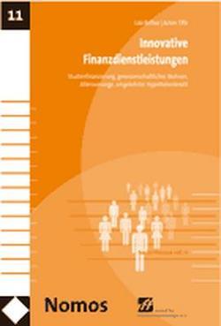 Innovative Finanzdienstleistungen von Reifner,  Udo, Tiffe,  Achim