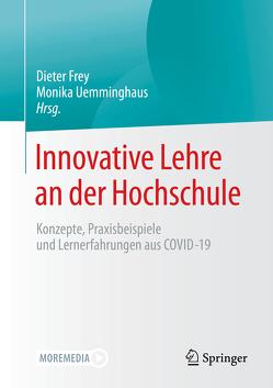 Innovative Lehre an der Hochschule von Frey,  Dieter, Uemminghaus,  Monika