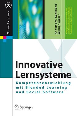 Innovative Lernsysteme von Kuhlmann,  Annette, Sauter,  Werner