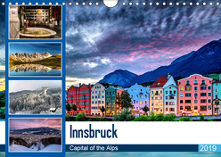 Innsbruck – Capital of the AlpsAT-Version (Wandkalender 2019 DIN A4 quer) von Jovanovic,  Danijel