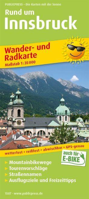 Rund um Innsbruck