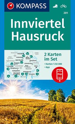 Innviertel Hausruck von KOMPASS-Karten GmbH