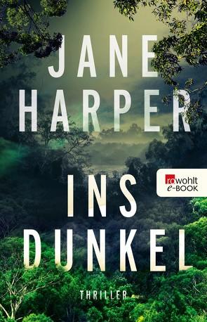 Ins Dunkel von Harper,  Jane, Timmermann,  Klaus, Wasel,  Ulrike
