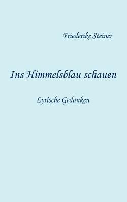 Ins Himmelsblau schauen von Steiner,  Friederike