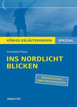 Ins Nordlicht blicken von Cornelia Franz. Königs Erläuterungen Spezial. von Franz,  Cornelia, Hasenbach,  Sabine