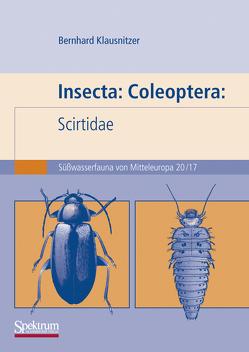 Insecta: Coleoptera: Scirtidae von Klausnitzer,  Bernhard