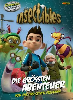 Insectibles: Die größten Abenteuer von Zak und seinen Freunden