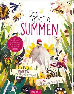 Insekten: Das große Summen von Boese,  Cornelia, Diterlizzi,  Angela, Wenzel,  Brendan
