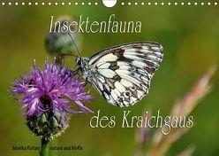 Insektenfauna des Kraichgaus (Wandkalender 2018 DIN A4 quer) von Reiter,  Monika