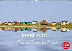Insel Ærø – Perle der Dänischen Südsee (Wandkalender 2019 DIN A3 quer) von Carina-Fotografie