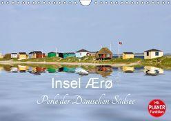 Insel Ærø – Perle der Dänischen Südsee (Wandkalender 2019 DIN A4 quer) von Carina-Fotografie