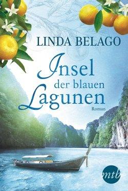 Insel der blauen Lagunen von Belago,  Linda