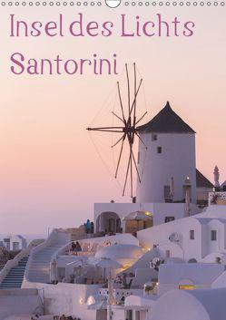 Insel des Lichts – Santorini (Wandkalender 2019 DIN A3 hoch) von Klinder,  Thomas