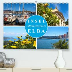 Insel Elba Impressionen (Premium, hochwertiger DIN A2 Wandkalender 2020, Kunstdruck in Hochglanz) von J. Richtsteig,  Walter