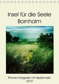Insel für die Seele Bornholm (Tischkalender 2019 DIN A5 hoch) von Zimmermann,  Kerstin