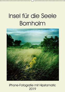 Insel für die Seele Bornholm (Wandkalender 2019 DIN A2 hoch) von Zimmermann,  Kerstin